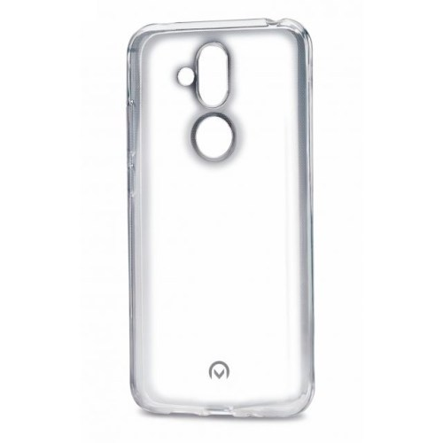 Mobilize Gelly Case Nokia 8.1 Clear