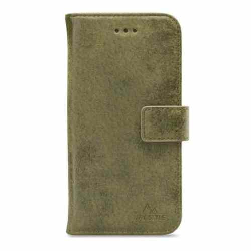 My Style Flex Wallet for Apple iPhone 11 Olive