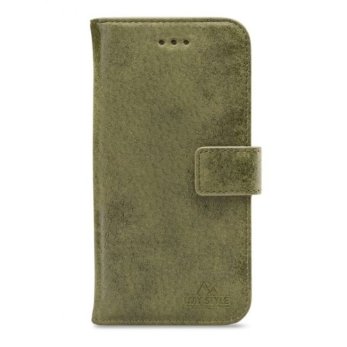 My Style Flex Wallet for Apple iPhone 6/6S/7/8 Olive