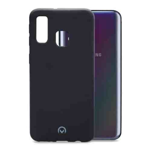Mobilize Rubber Gelly Case Samsung Galaxy A40 Matt Black