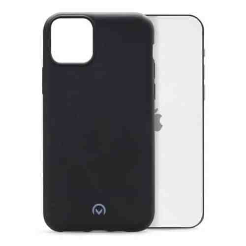 Mobilize Rubber Gelly Case Apple iPhone 12 /12 Pro 6.1inch Matt Black