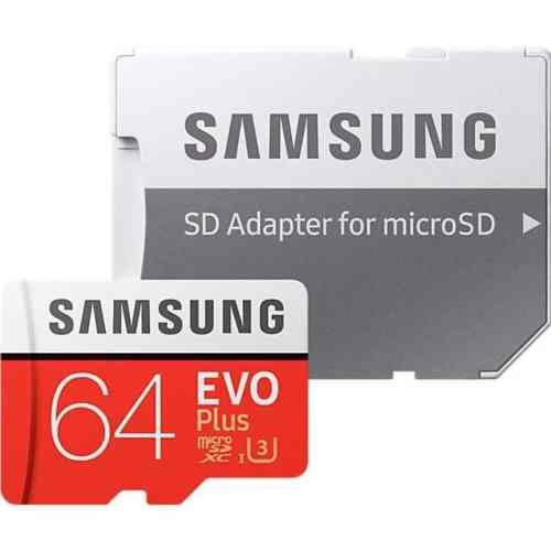 Samsung Evo+ 64GB UHS-I