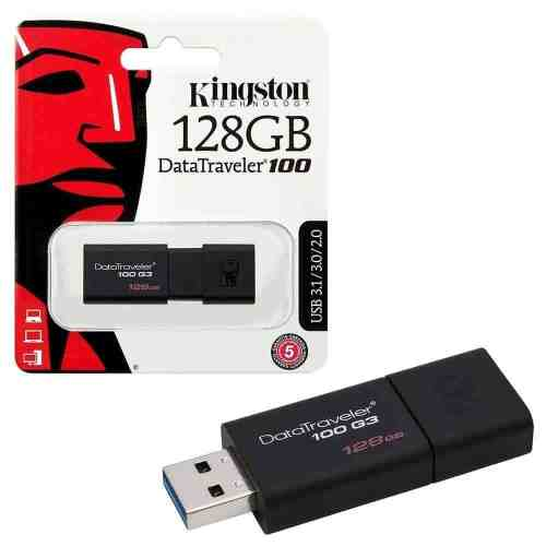 Kingston DataTraveler 100 G3 32GB USB 3.0