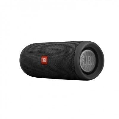 JBL Flip 5 - zwart - draadloze BT luidspreker