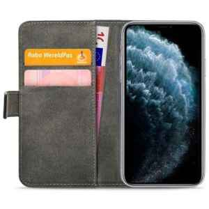 Mobilize Classic Gelly Wallet Book Case Apple iPhone 11 Pro Max Black
