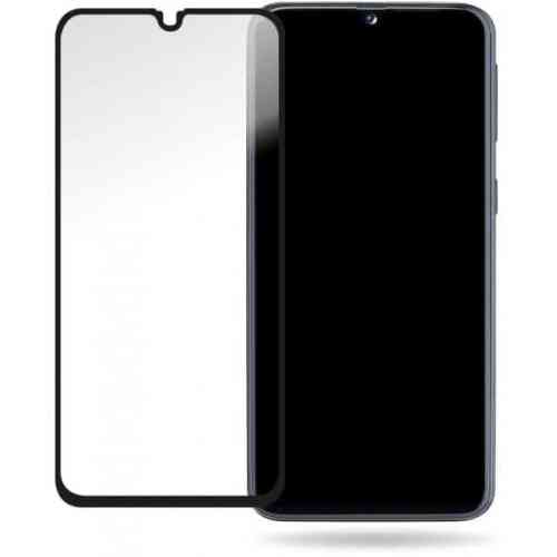 Mobilize Glass Screen Protector - Black Frame - Samsung Galaxy A40