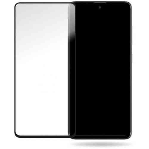 Mobilize Glass Screen Protector - Black Frame - Samsung Galaxy A71