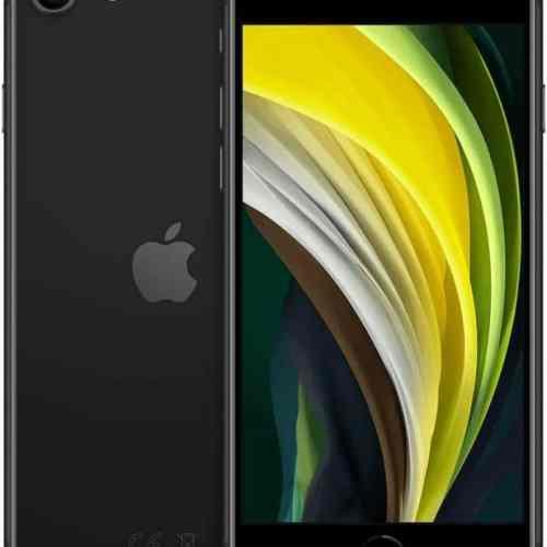Apple iPhone SE 2020 64GB Zwart JP