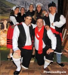 Grupo de Asturianos