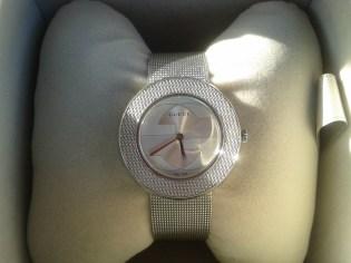 Reloj de Gucci