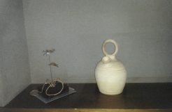 Exposición Escultura y botijo