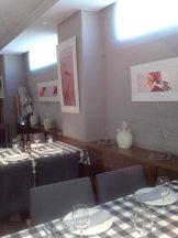 Exposición Escultura, obra gráfica y botijos