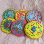 Galletas multicolor