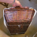 cesta para la ropa