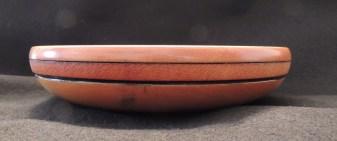 Tri-color bowl