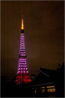 Japan_Tokyo Tower