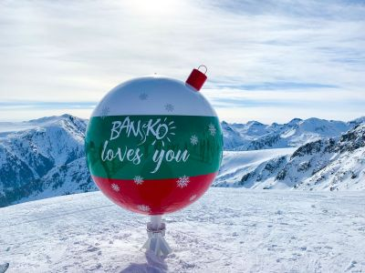 Banskso loves you ball