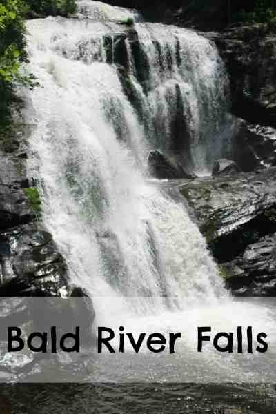 Bald River Falls: A Hike For Any Season