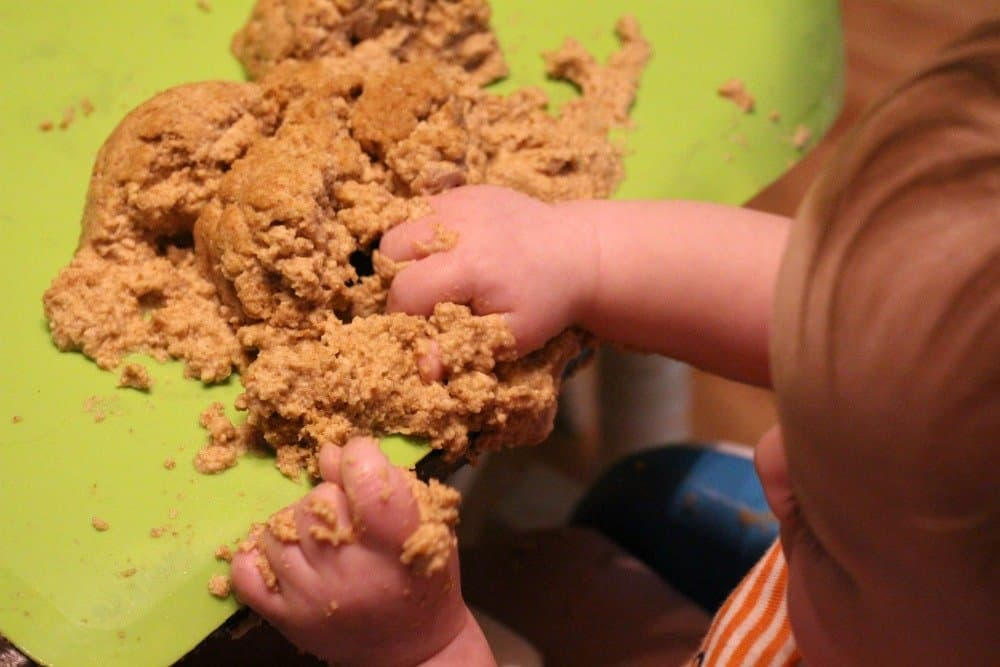 Baby Play, Smashing Edible Castles, Mom Explores The Smokies