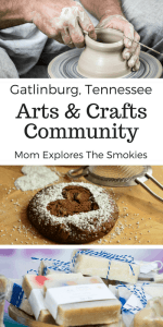 Gatlinburg Arts & Crafts Community Driving Loop, Mom Explores The Smokies