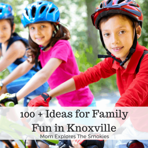 100 + Ideas for Family Funin Knoxville