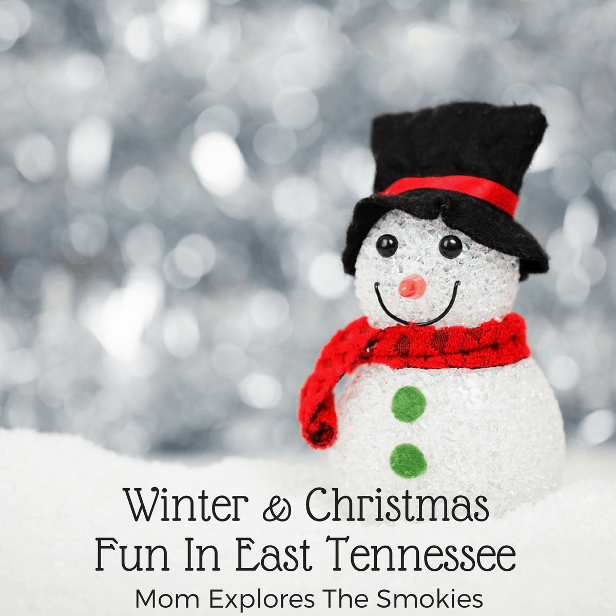 Winter & Christmas Activities in East Tennessee
