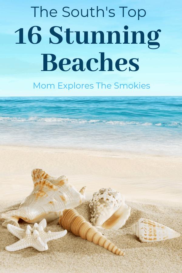 Best Beaches Near Tennessee, including Georgia, South Carolina, and Florida