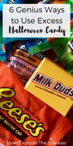 6 Genius Ways to Use Excess Halloween Candy, Mom Explores The Smokies