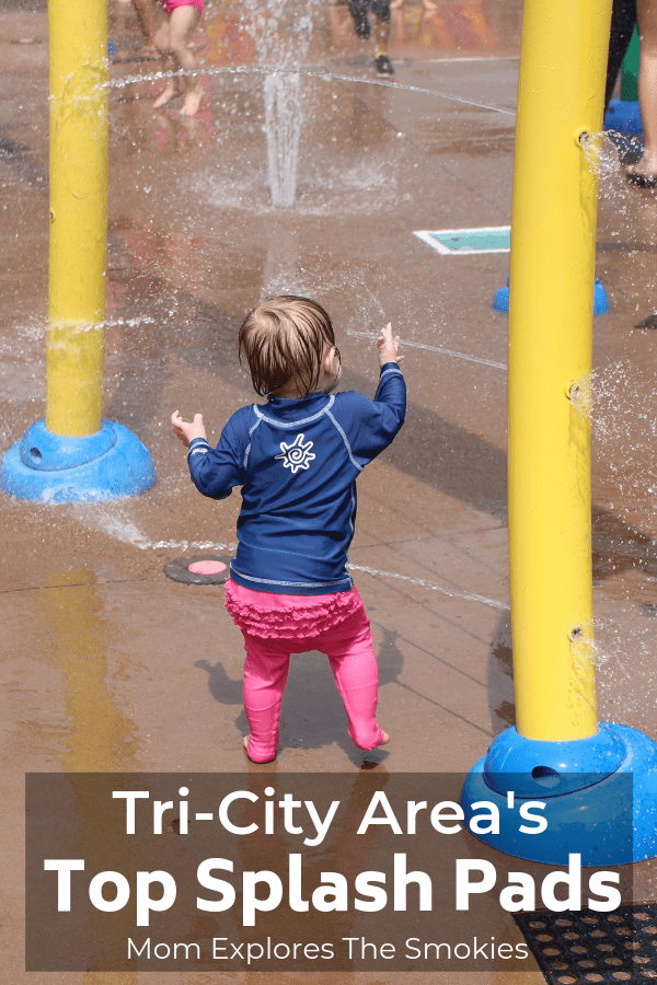 Best Splash Pads in Tri-Cities, Johnson City, Bristol, Kingsport, TN