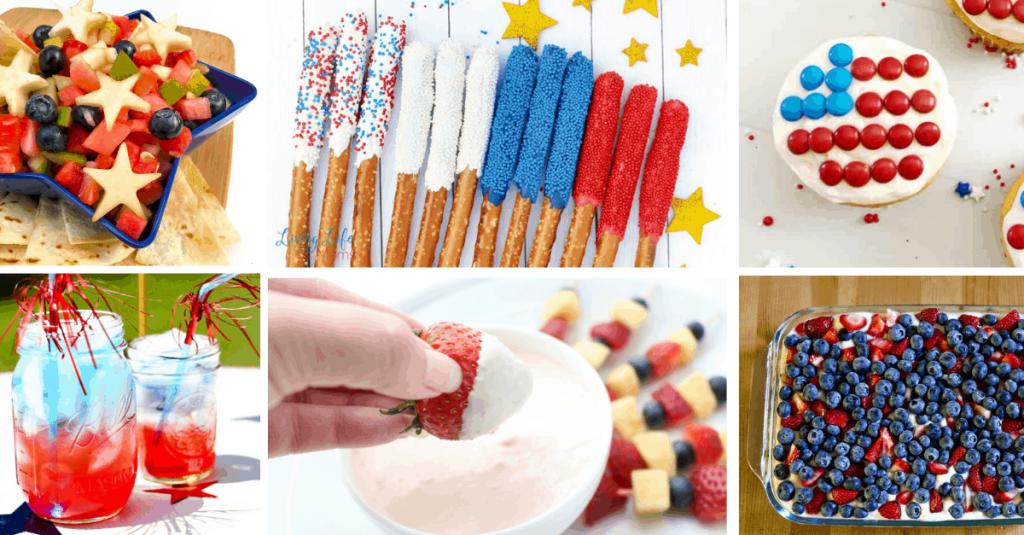 35 + Delicious July 4th Recipes, Mom Explores The Smokies