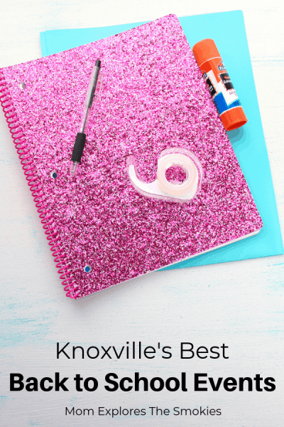Free School Supplies Near Knoxville, TN: Back to School Events 2019