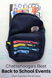 Free school supplies and back to school events near Chattanooga TN