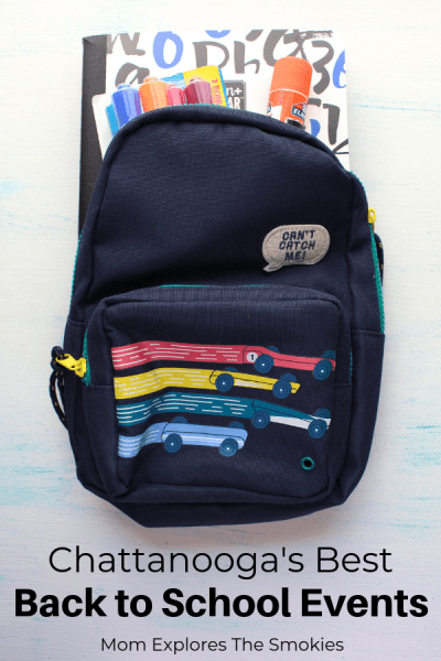 Free School Supplies Near Chattanooga TN: Back to School Events 2019