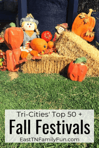 50 + Festive Johnson City TN Events this Fall
