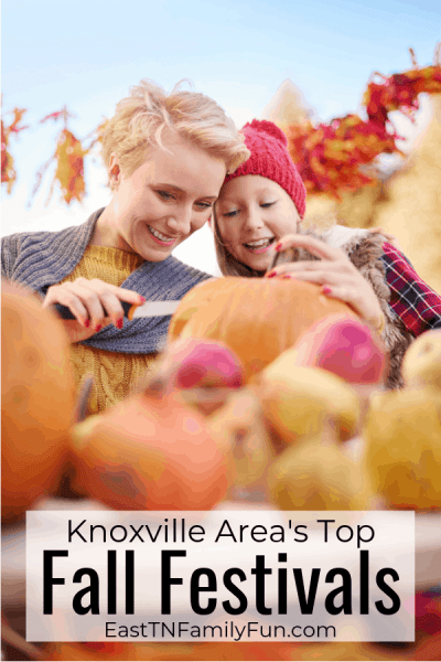 90 + Fall Festivals in Knoxville TN and the Surrounding Counties (2019)
