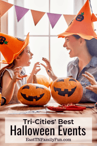 Halloween Events Tri-Cities TN