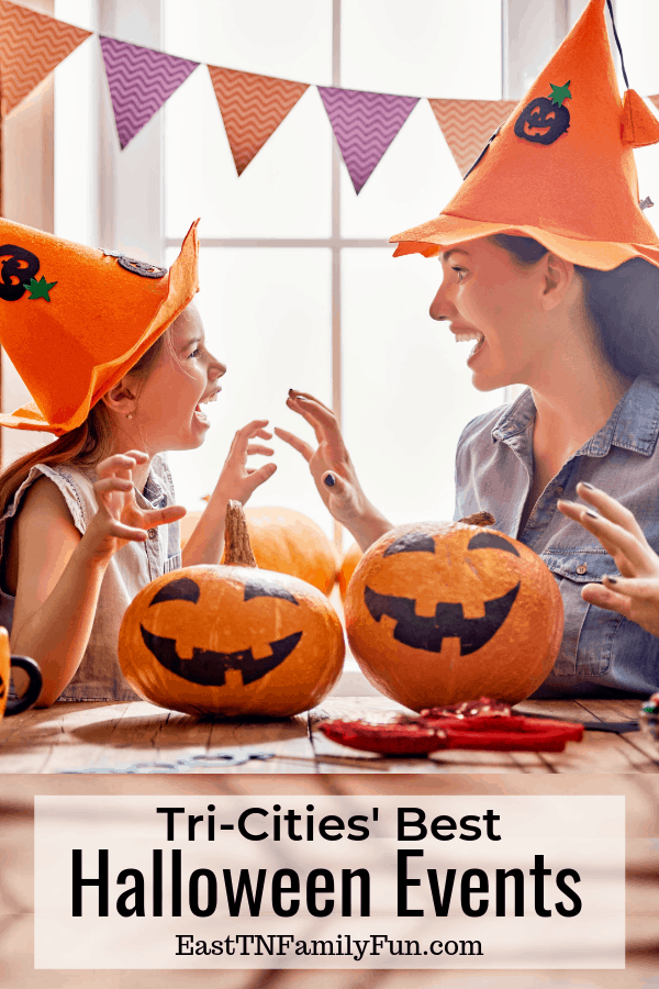 20 + Halloween Events: Tri-Cities TN 2019