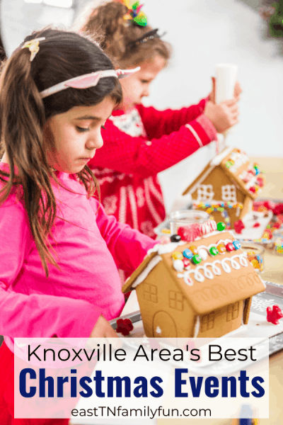 Knoxville Christmas events 2019
