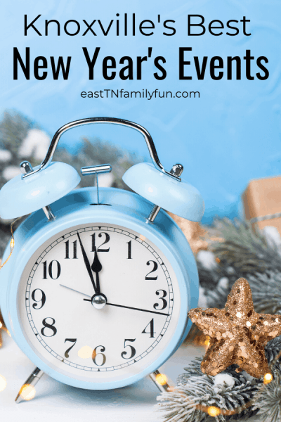 15 New Year's Events in Knoxville TN and Beyond
