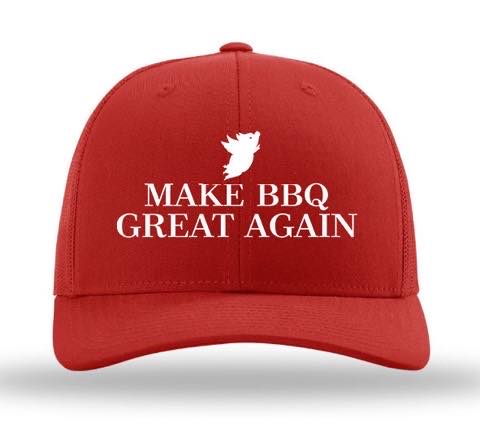 Make BBQ Great Again Hat
