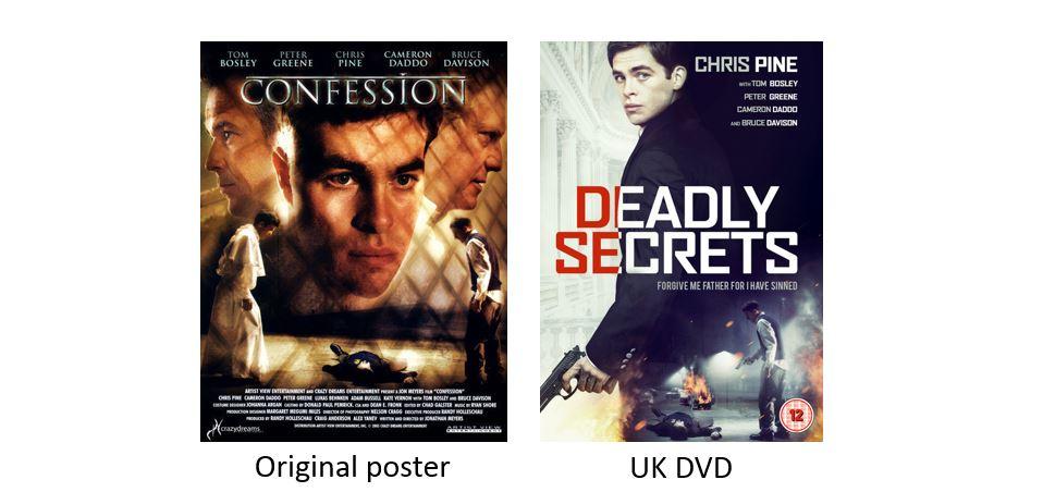 DEADLY SECRETS comparison