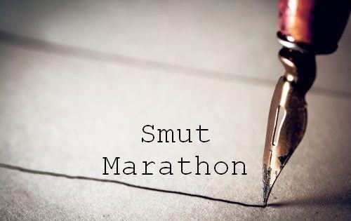Smut Marathon logo - Rekindling Smut Marathon