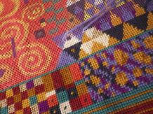 Long-term project this one, a tapestry