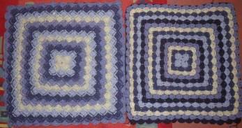 Bavarian crochet along with the 'half Bavarian'