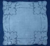 One of the hankerchiefs