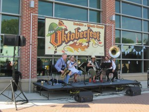 Polkadelphia performed both traditional music and songs based on pop culture. (Marianne Caesar/Snapper)