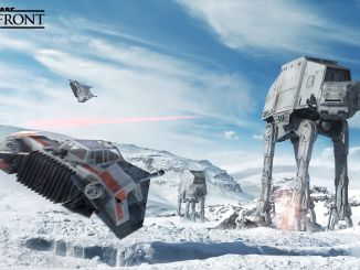 Star Wars Battlefront Reboot has released a teaser. (Photo Courtesy of Theverge.com)