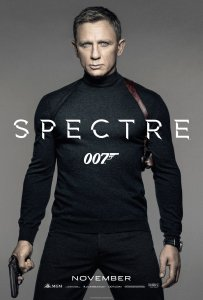 Sceptre is the new movie in the James Bond series. (Photo courtesy of businessinsider.com)