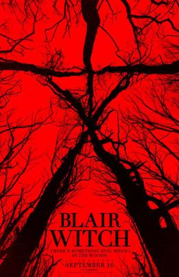 """Blair Witch Project"" offers unoriginality mixed with a little nostalgia. (Photo Courtesy of Fandango)"