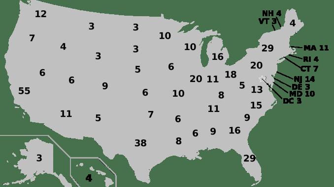 Electoral College - US Census Bureau